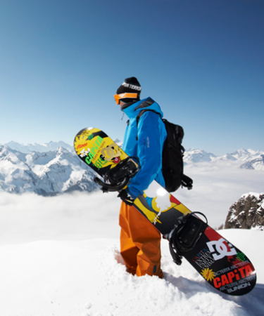 Picture for category Ski & Boards