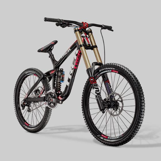Picture of Downhill bike