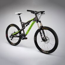 Picture of Conquer Bike-Green